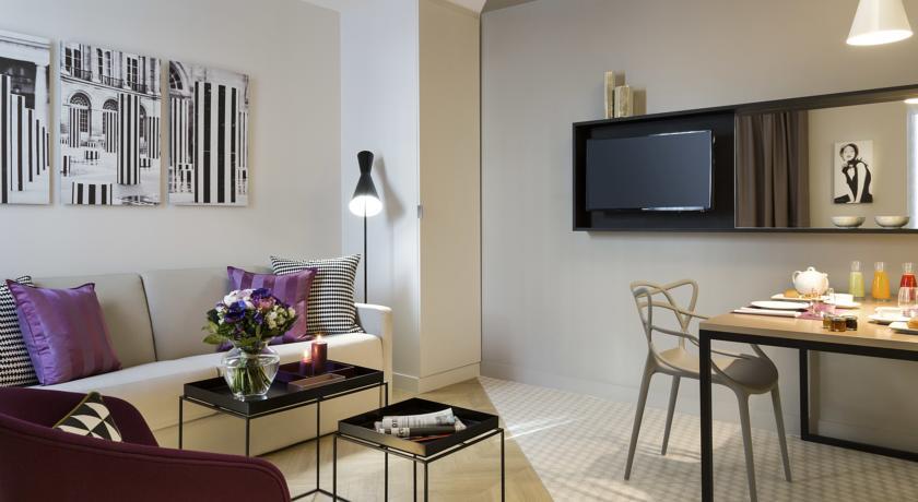 Foto of the hotel Citadines Opéra-Grands Boulevards Paris, Paris