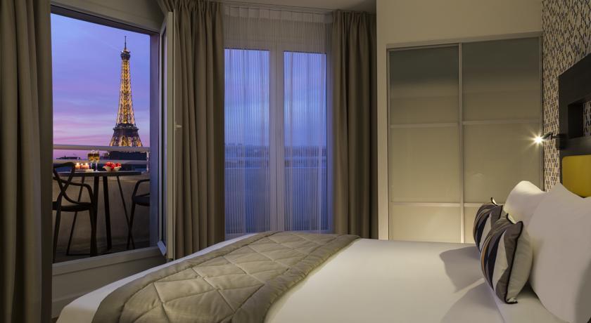 Foto of the hotel Citadines Tour Eiffel Paris, Paris