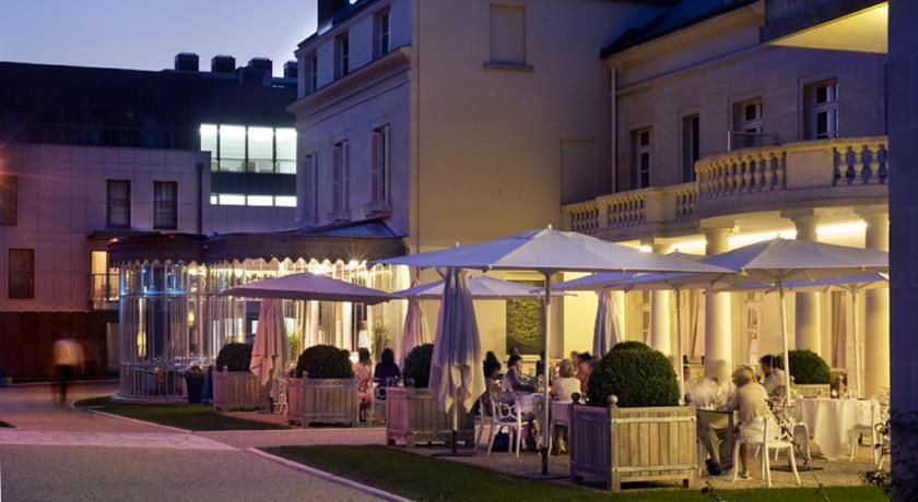 Foto of the hotel Clarion Hôtel Château Belmont, Tours