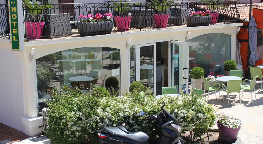 Foto of the hotel Hôtel de la Corniche D'or, Mandelieu La Napoule