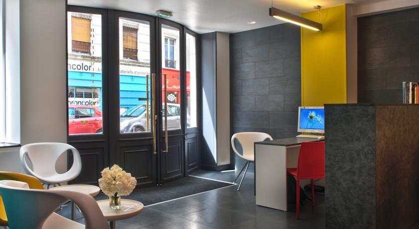 Foto of the Hotel De Méricourt, Paris