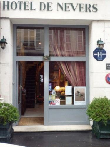 Foto of the Hotel De Nevers Saint Germain, Paris