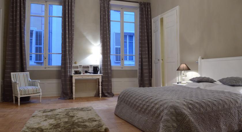 Foto of the hotel Les Suites de l'Hôtel Particulier De Sautet, Chambéry