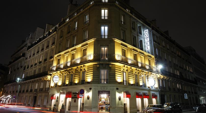 Foto of the hotel Hôtel de Sévigné, Paris