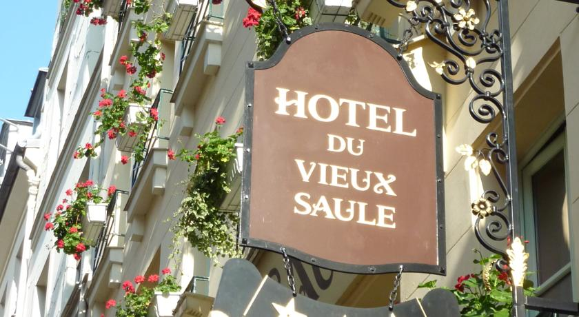 Foto of the hotel Hôtel Du Vieux Saule, Paris