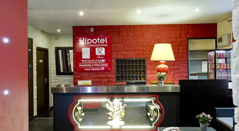 Foto of the hotel Hipotel Paris Buttes Chaumont, Paris