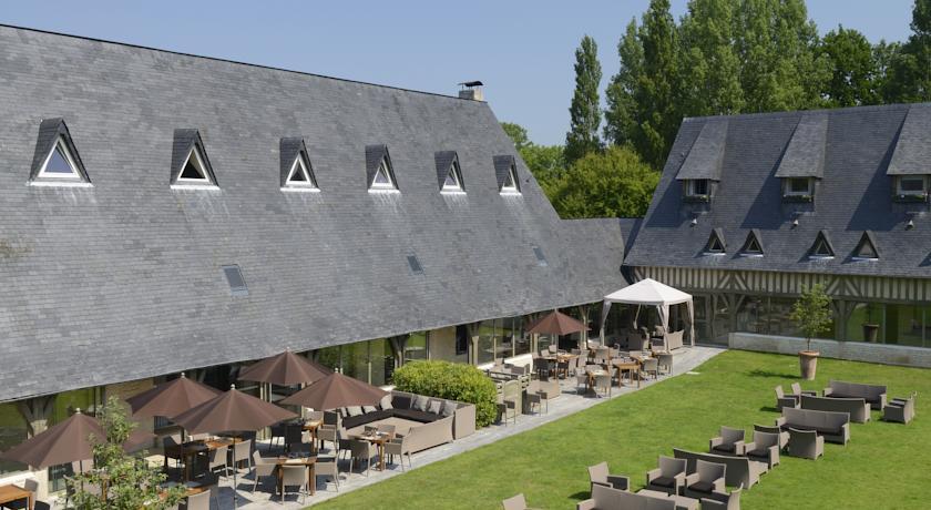 Фотография отеля Les Manoirs