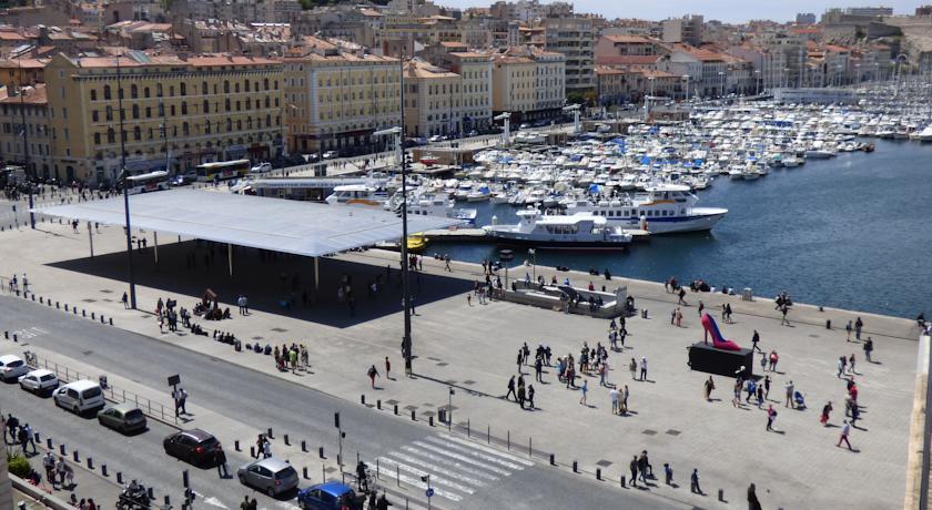 Foto of the hotel Escale Oceania Marseille Vieux Port, Marseille