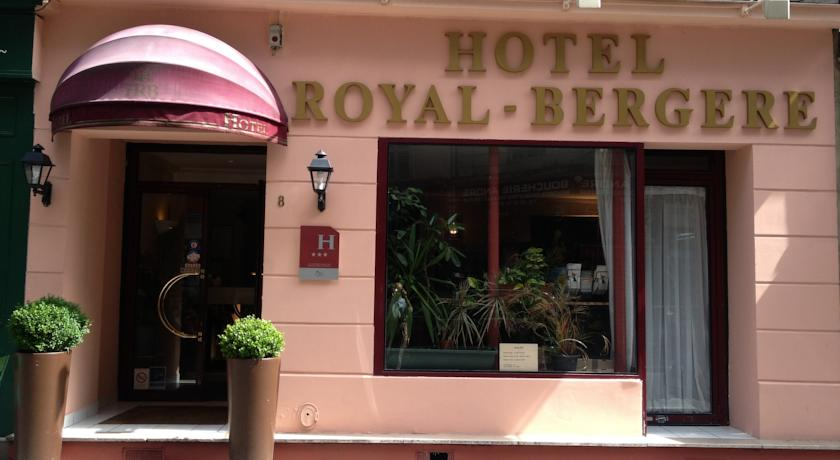 Foto of the hotel Royal Bergère, Paris