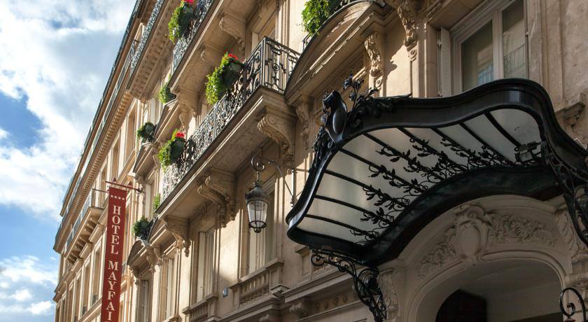 Foto of the Hotel Mayfair, Paris