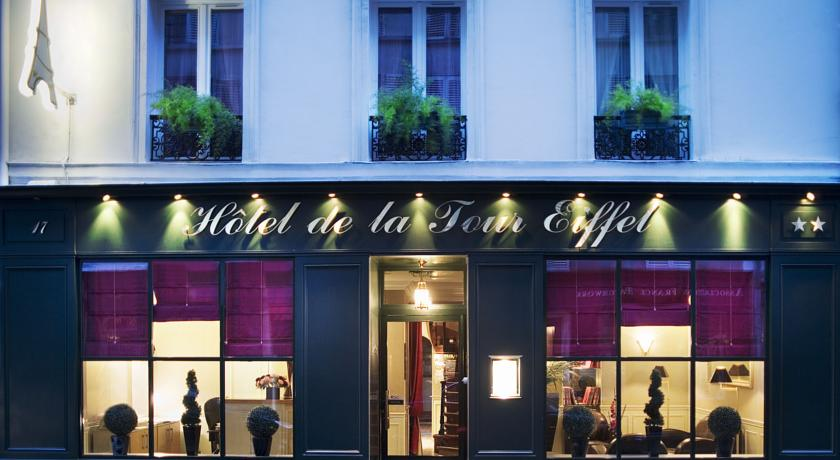 Foto of the Hotel Tour Eiffel, Paris