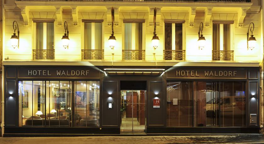 Foto of the hotel Waldorf, Paris