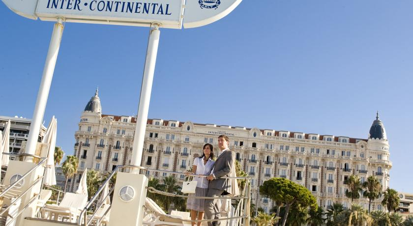 Foto of the hotel Intercontinental Carlton Cannes, Cannes