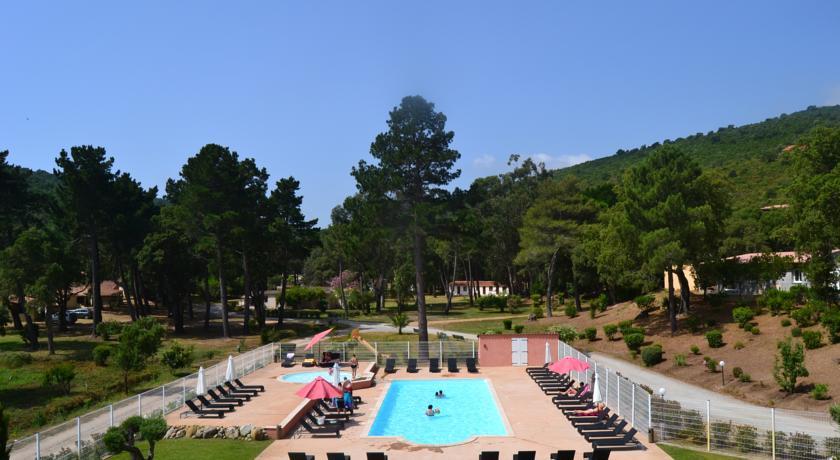 Foto of the hotel Les Pavillons Du Golfe, Sainte Lucie De Porto Vecchio