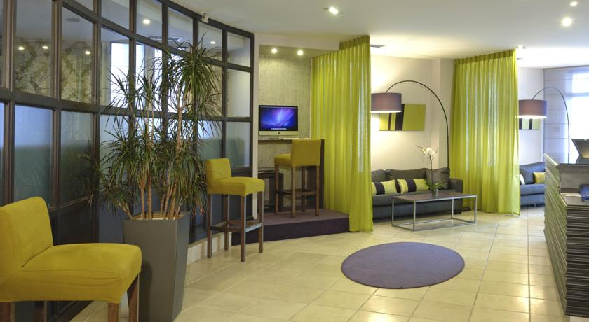 Foto of the Best Western Hotel du Pont Wilson, Lyon