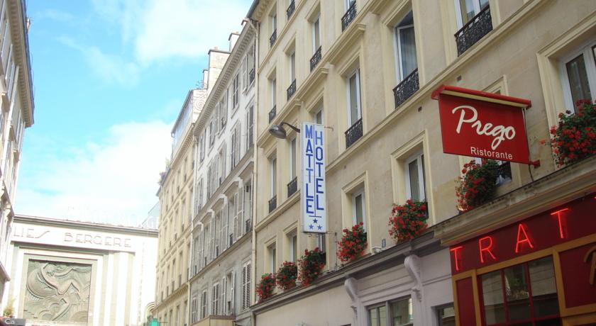 Foto of the hotel Mattle, Paris