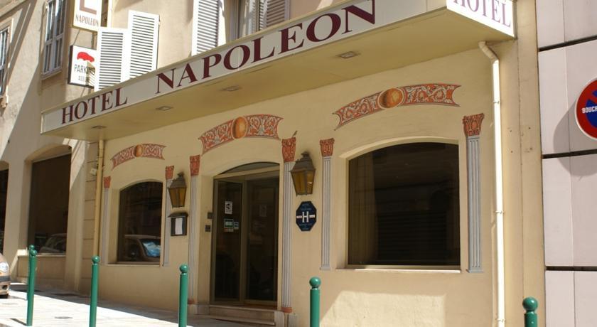 Foto of the hotel Napoleon, Ajaccio