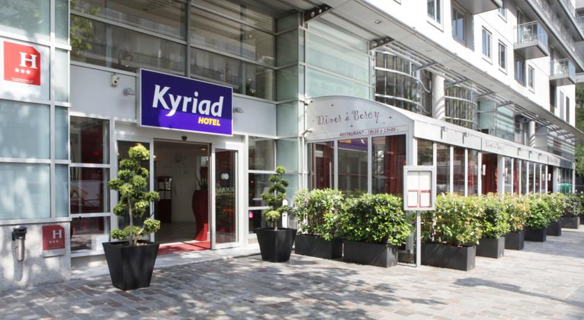 Foto of the Kyriad Hotel Paris Bercy Village, Paris