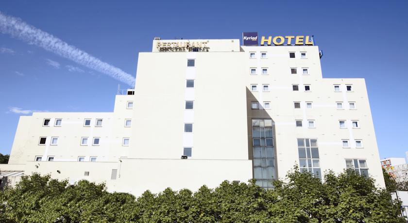 Foto of the Kyriad Hotel Paris Porte d'Ivry, Ivry-sur-Seine