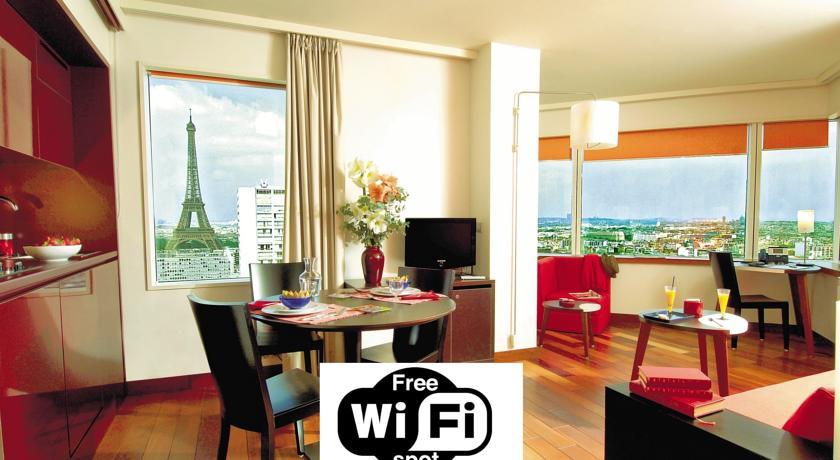 Foto of the hotel Adagio Paris Tour Eiffel, Paris
