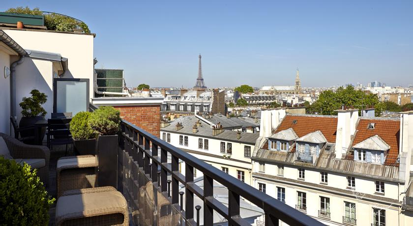 Foto of the hotel Hôtel Pont Royal, Paris