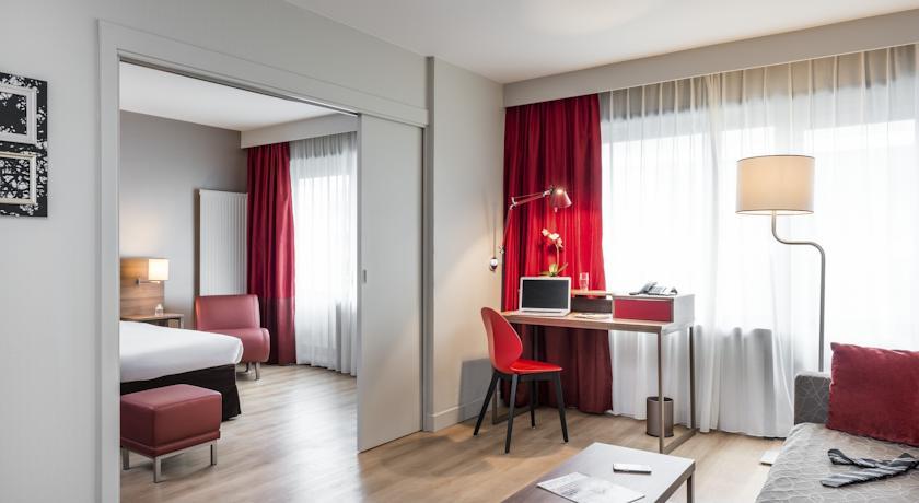 Foto of the hotel Adagio Paris Bercy, Paris