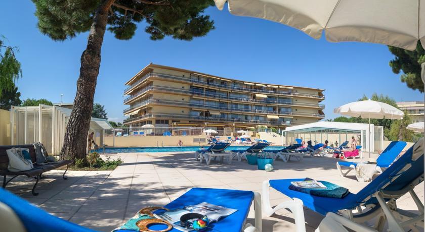 Foto of the hotel Résidence Pierre & Vacances « Heliotel Marine », Saint Laurent Du Var