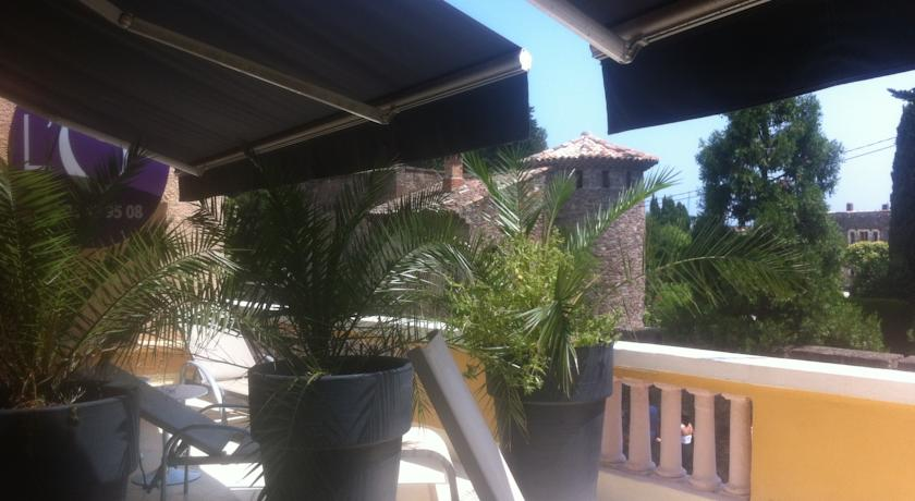 Foto of the Hotel Restaurant L'O, Mandelieu La Napoule
