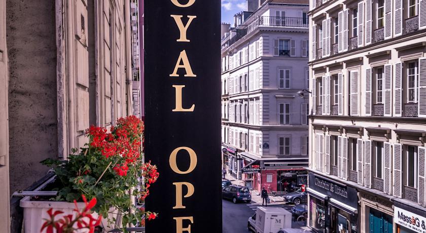 Foto of the hotel Hôtel Royal Opéra, Paris