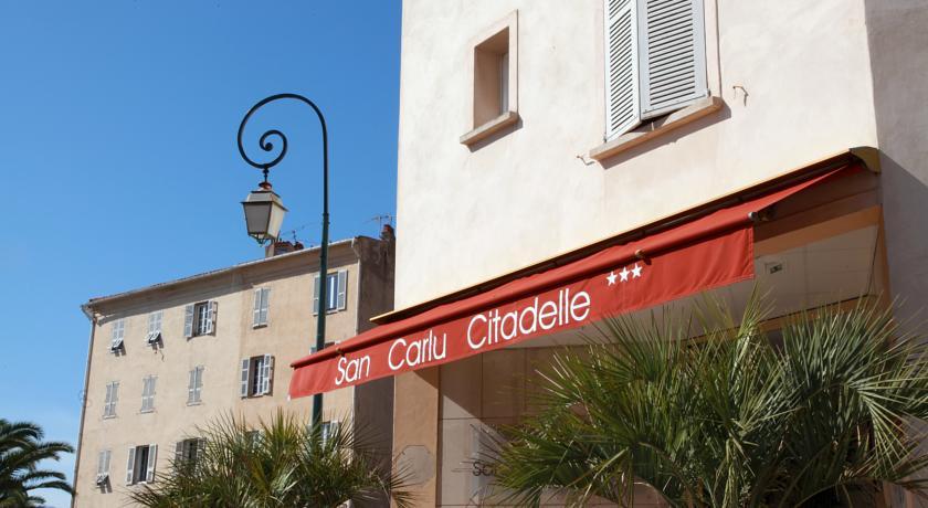 Foto of the Hotel San Carlu Citadelle, Ajaccio