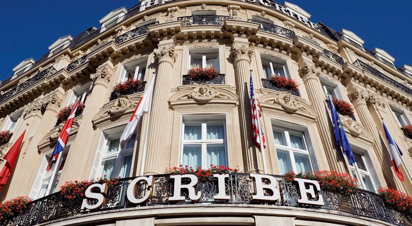 Foto of the hotel Scribe Paris, Paris