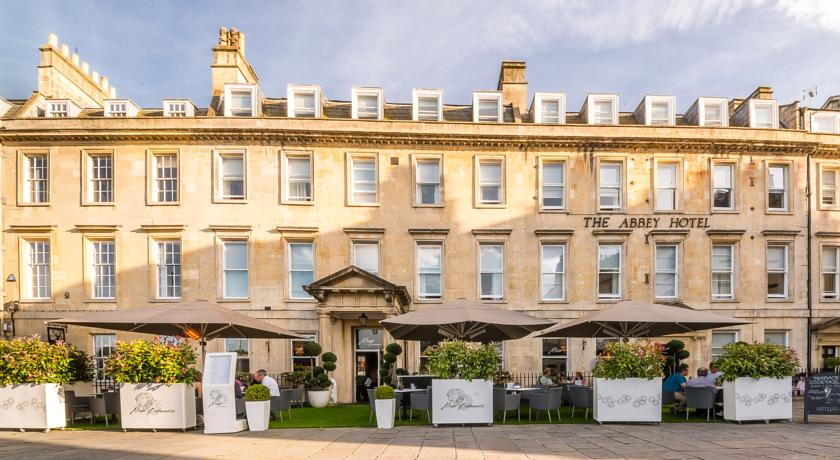 Foto of the Best Western Abbey Hotel, Bath