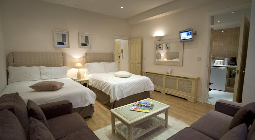 Foto of the Amsterdam Hotel, London