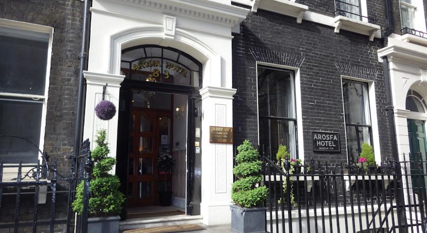 Foto of the hotel Arosfa, London