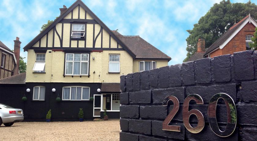 Foto of the The Avalon House Hotel, St Albans