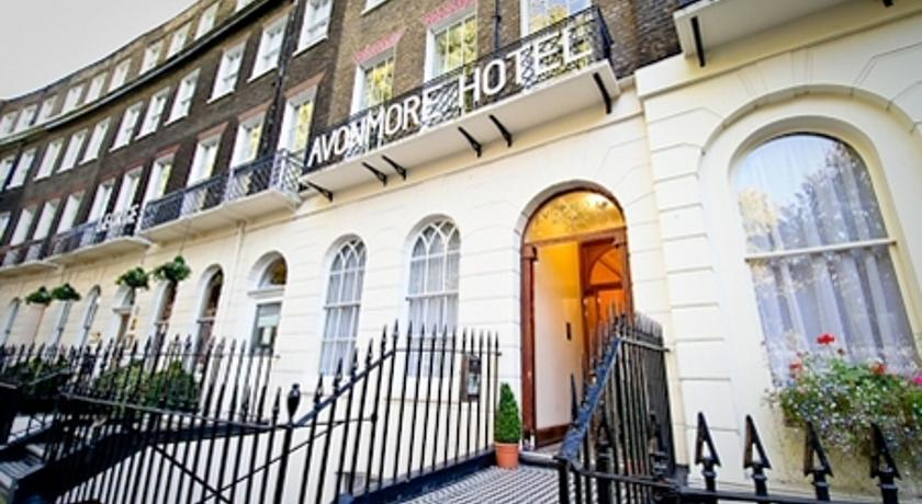 Foto of the Avonmore Hotel, London