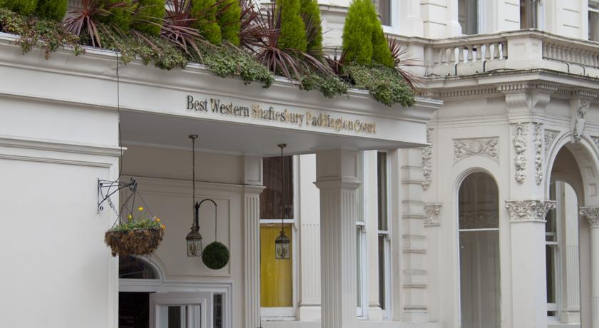 Foto of the hotel Best Western Shaftesbury Paddington Court Suites, London