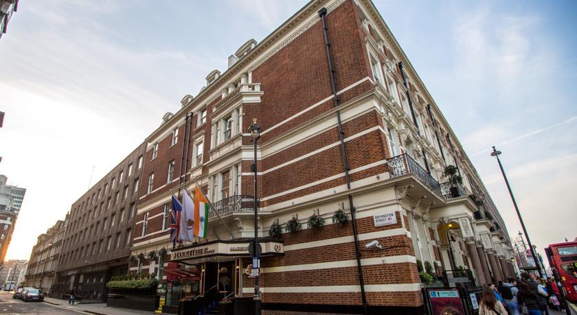 Foto of the Best Western Premier Mostyn Hotel, London