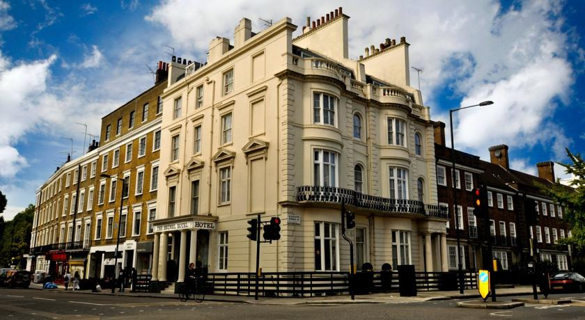 Foto of the Brunel Hotel, London