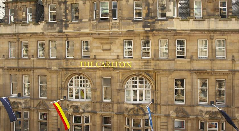 Foto of the Barceló Edinburgh Carlton Hotel, Edinburgh