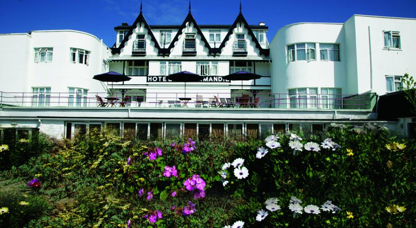 Foto of the Hotel De Normandie, St Helier Jersey