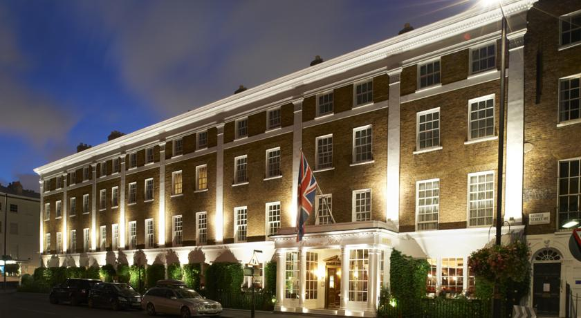 Foto of the Durrants Hotel, London