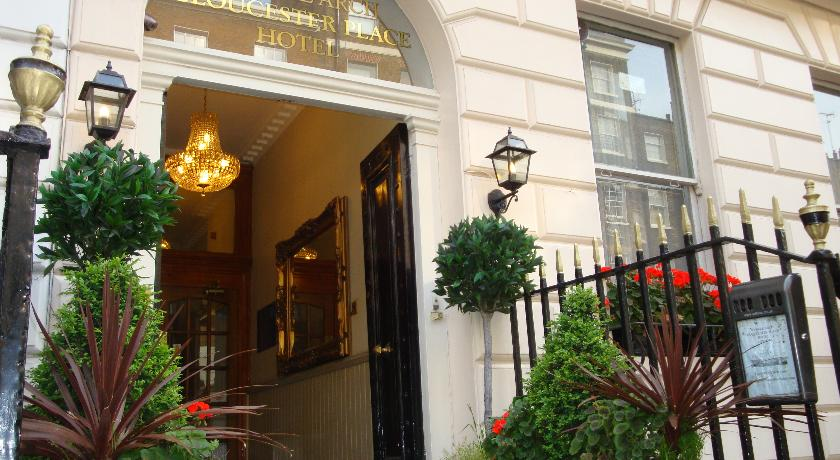 Foto of the Gloucester Place Hotel, London