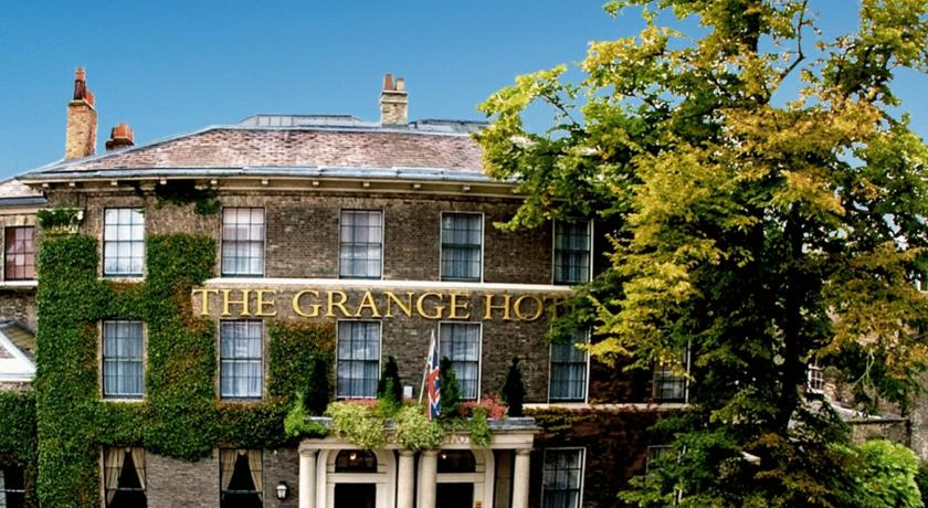 Foto of the The Grange Hotel, York