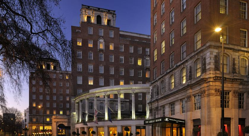 Foto of the The Grosvenor House A JW Marriot Hotel, London