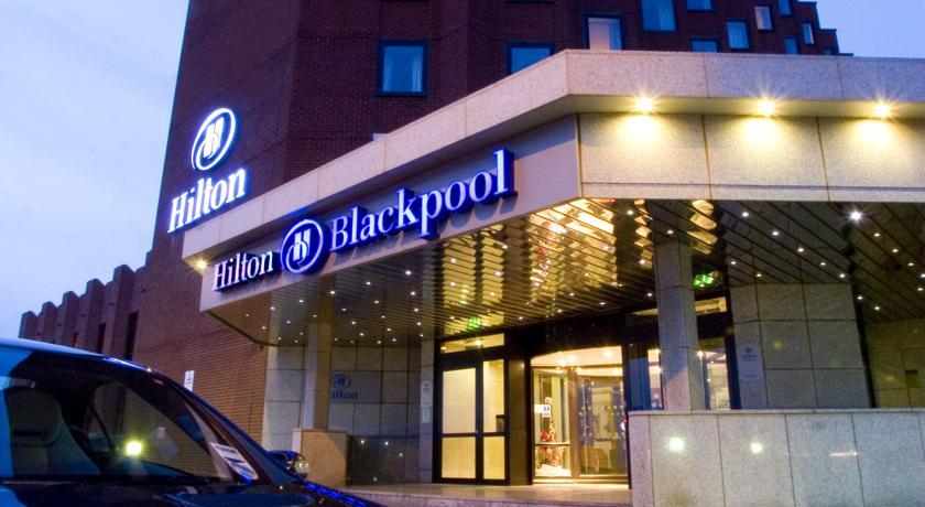 Foto  Hilton Blackpool, Blackpool