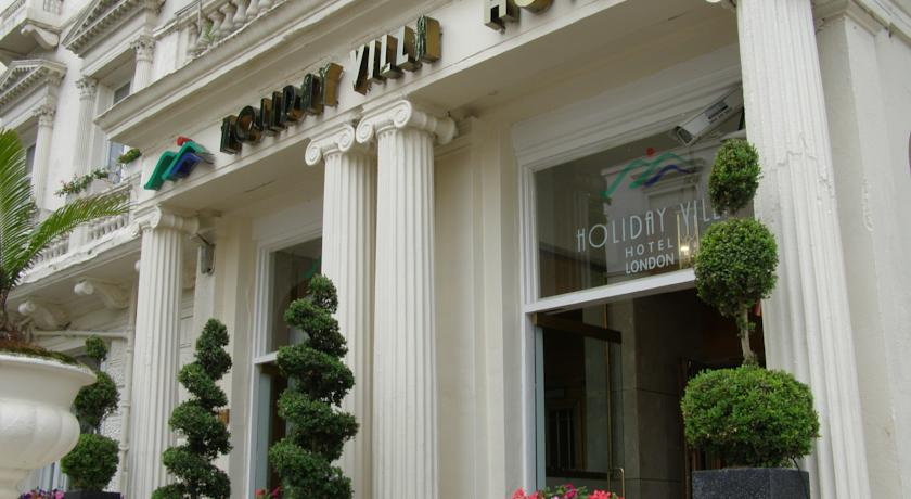 Foto of the Holiday Villa Hotel, London