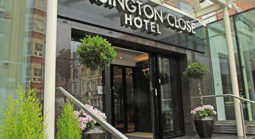 Foto of the Kensington Close Hotel And Spa, London