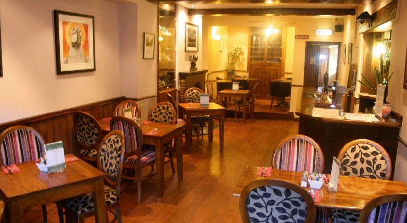 Foto van  Kings Head Inn, Warwick, Warwick