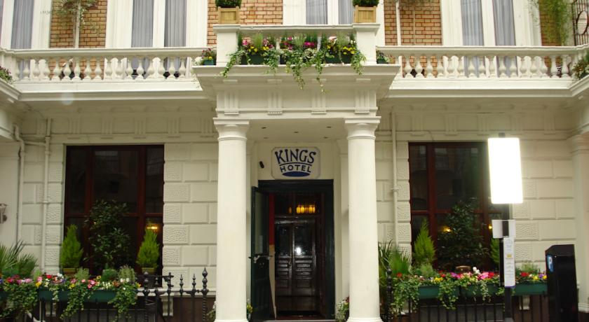 Foto of the Kings Hotel, London